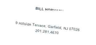 BILL HORVATH